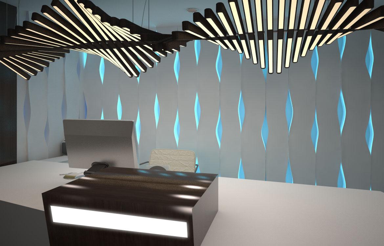 Teeter Works Led Modular Walls